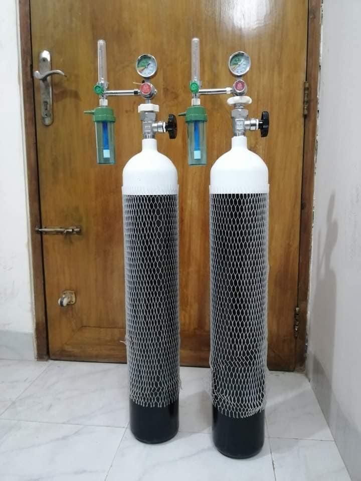 Medical Oxygen Cylinder Price in BD