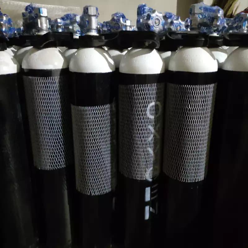 Islamia Oxygen Cylinder