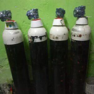 Linde Oxygen Cylinder