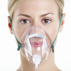 Adult Oxygen Mask bd