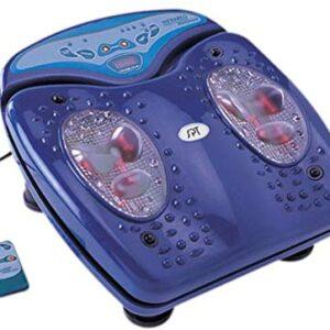 Infrared blood circulation massager