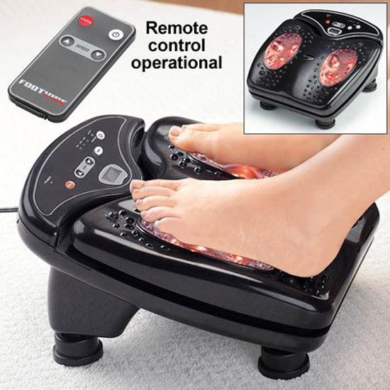 Infrared blood circulation massager benefits