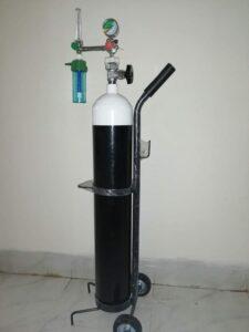 oxygen cylinder shop